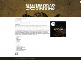 Disco Los De Marras