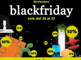 Diseño de banner BlackFriday 2016