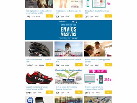 Desarrollo de web a medida