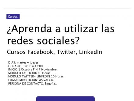 Diseño de newsletter para Asociación de Valencia