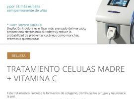 Diseño de email estética Valencia