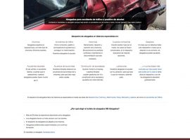 Diseño página web para abogados de Valencia