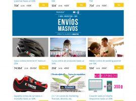 Diseño de página web a medida Bonivip