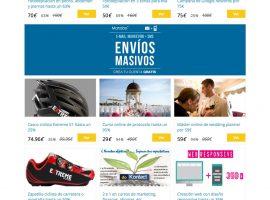 Diseño página web Bonivip