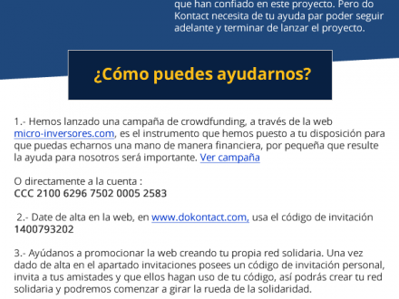 Diseño de newsletter para formación online