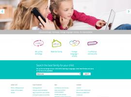 Página de inicio del proyecto web