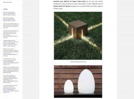 Desarrollo de noticia en el blog imágenes multiple