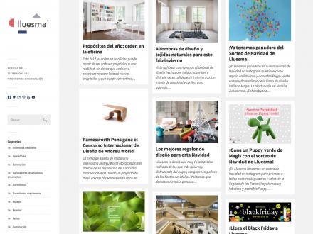 Creación de blog Lluesma