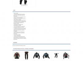 Tienda online bmw diseño página de producto