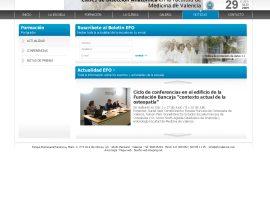 Programación de formulario online