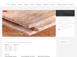 Ficha de producto de la web de Agloval