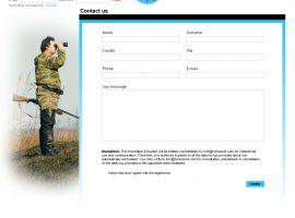 Programación web de formulario online