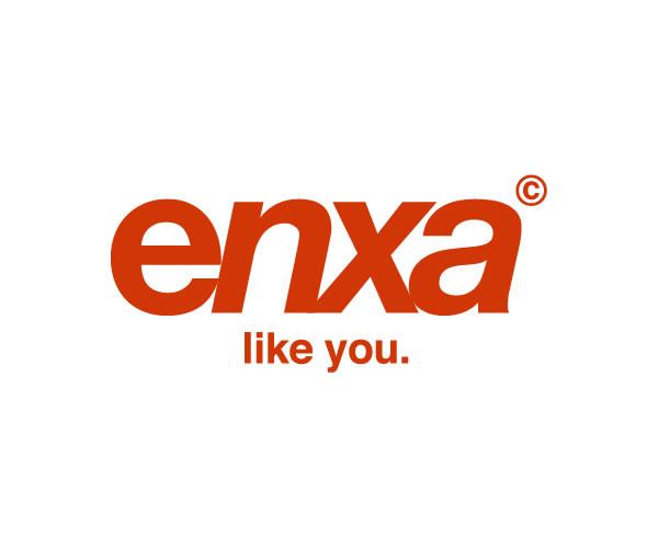 Diseño de Logotipo. Imagen corporativa Enxa