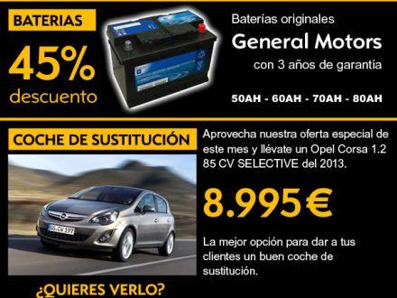 Campaña de email marketing para Opel Vara de Quart