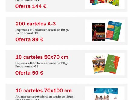 Desarrollo de newsletter imprenta Valencia