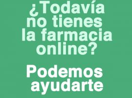 Diseño farmacias online