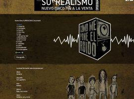 Página Web Los de Marras