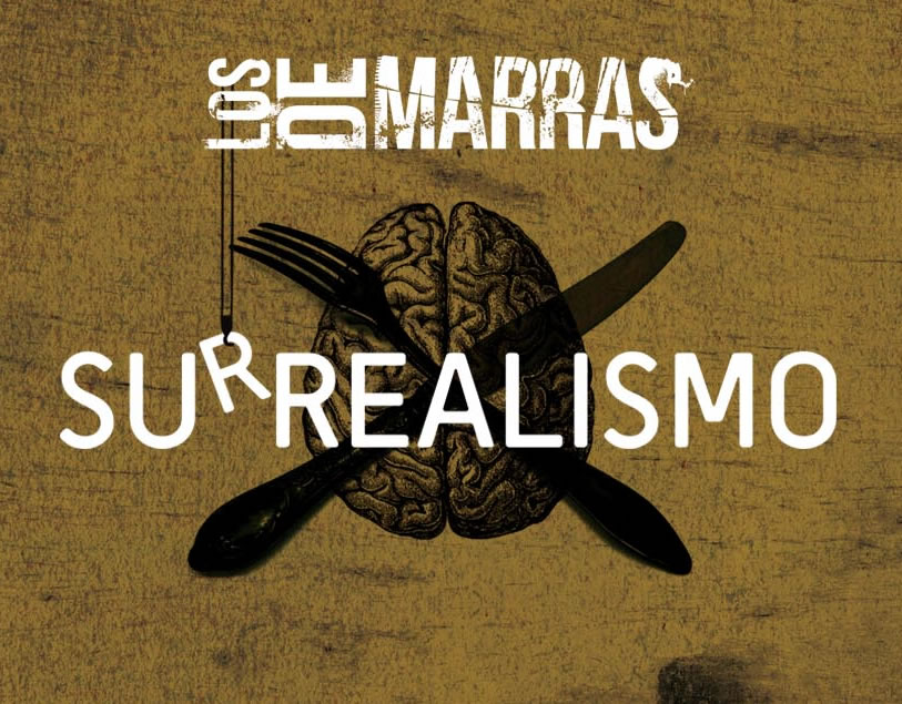 Disco Surrealismo Los De Marras