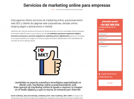 Servicios de marketing empresas