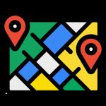Salir Primero Google Maps