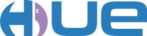 Logotipo de HUE