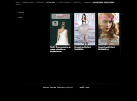 Desarrollo página Web Nacho Bueno