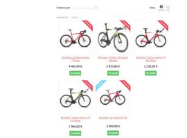 Listado de Productos de La tienda Online